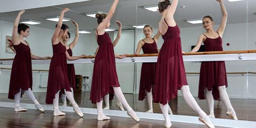 Grade-8 Ballet