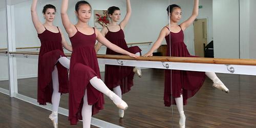 advanced 1 ballet
